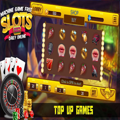 Machine Games Free Slots Daily Online